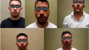Dejan en libertad a banda de colombianos que relizó un robo millonario enSan Jerónimo