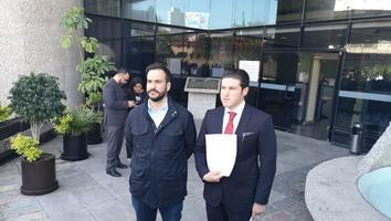 Amplía Samuel García denuncia contra Jaime Rodríguez en la Fepade
