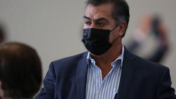 Jaime Rodríguez evitar confirmar regreso a clases presenciales en NL