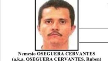 El Mencho, líder del Cartel Jalisco Nueva Generacion