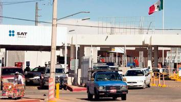 Aduanas estaban en manos del crimen organizado: AMLO