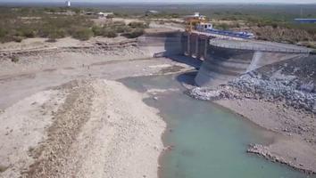 Gobierno de NL recibe 2 mil millones de pesos recursos para continuar construcción de la Presa Libertad