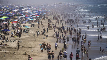 La Tierra registra récord de calor