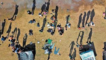 Migrantes esperarán al menos dos meses para pedir asilo en EU