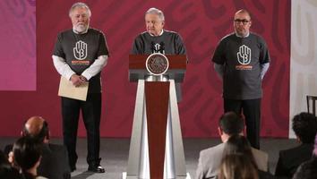 Gobierno anterior interpuso amparos para no crear comisión de caso Iguala: Encinas