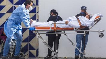 En un día, 40 muertos por coronavirus en Tamaulipas