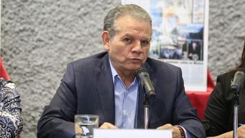 Sancionan económicamente a Jorge Longoria por omitir información del Plan Sectorial de Transporte y Vialidad