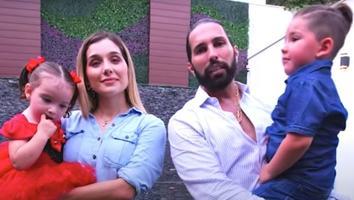Poncho De Nigris comparte video del accidente en tirolesa de su esposa [VIDEO]