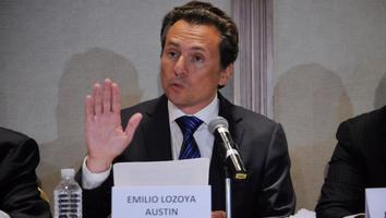 Juez concede suspensión a Emilio Lozoya contra orden de aprehensión, pero podrán detenerlo