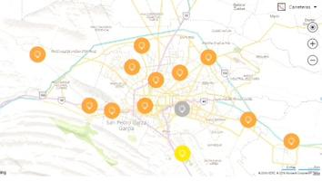 Presenta zona metropolitana mala calidad del aire