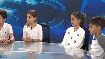 """Niños de """"Yo respiro Monterrey"""" marcharáncontra la contaminación"""