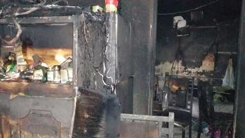 Familia pide apoyo tras perder todo en incendio