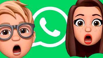 Cómo convertir tu cara en emojis y sticker animados para usar en tus chats de WhatsApp