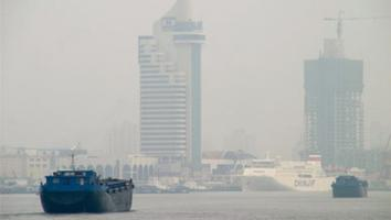 Se considera grave lacontaminación en China