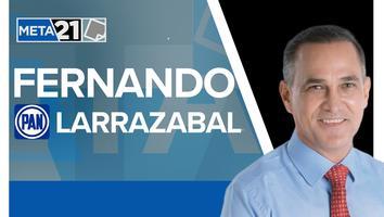 Conoce a Fernando Larrazábal, candidato del PAN para la gubernatura en Nuevo León
