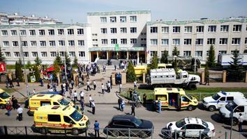 Se registra tiroteo en escuela de Rusia; hay al menos ocho muertos