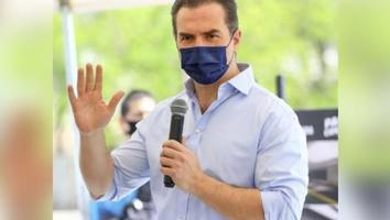 Adrián de la Garza prepara acciones para reactivar la economía en NL