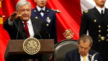 MINUTO A MINUTO: Cambio de poderes en México