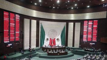 Morena pierde 50 curules en la Cámara de Diputados