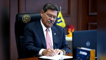 UANL y Tribunal Superior de Justicia del Estado firman convenio para posgrado de alta calidad