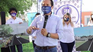 Propone Daniel Carrillo ampliación de andadores peatonales