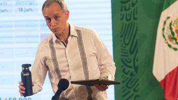 En penúltima 'vespertina', López-Gatell reitera que no se minimizó la pandemia