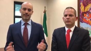 Miguel Treviño propondrá a Gerardo Escamilla como próximo titular de la SSP