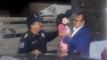 Desaparece niña en Durango; estaba dormida en un auto