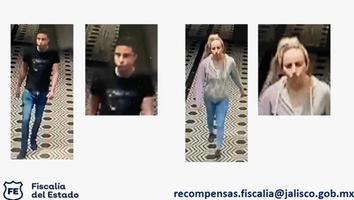 Ofrecen 1 millón de pesos por pareja ligada al asesinato de Aristóteles Sandoval