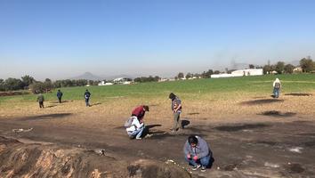 Sube a 130 cifra de víctimas por explosión en Tlahuelilpan: