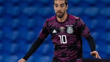 Rodolfo Pizarro, jugador de la Selección Mexicana
