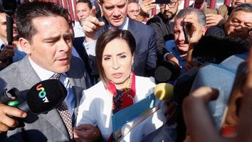 Implora Rosario Robles libertad al juez de control