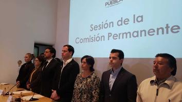 Congreso de Puebla inicia proceso para elegir a gobernador interino