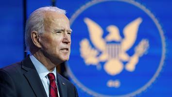 Biden se pone meta de inyectar 100 millones de dosis en sus primeros 100 días de gobierno