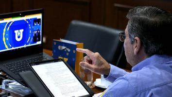 Estrategia digital de la UANL incrementó a 95% asistencia a clases durante pandemia