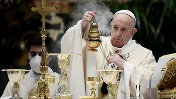 El Papa condena en su mensaje de Pascua el gasto en armamento durante pandemia