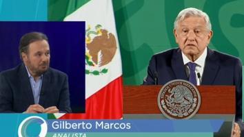 Para mi hay plan con maña, es un presidente que no cumple con ninguna regla: Gilberto Marcos