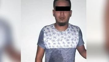Capturan a un hombre por posesión de droga en Santa Catarina