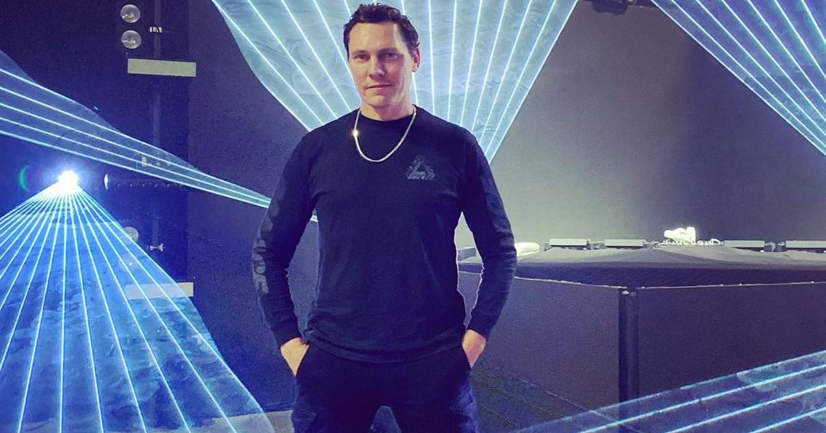 Lanza Tiësto 'The London Sessions'