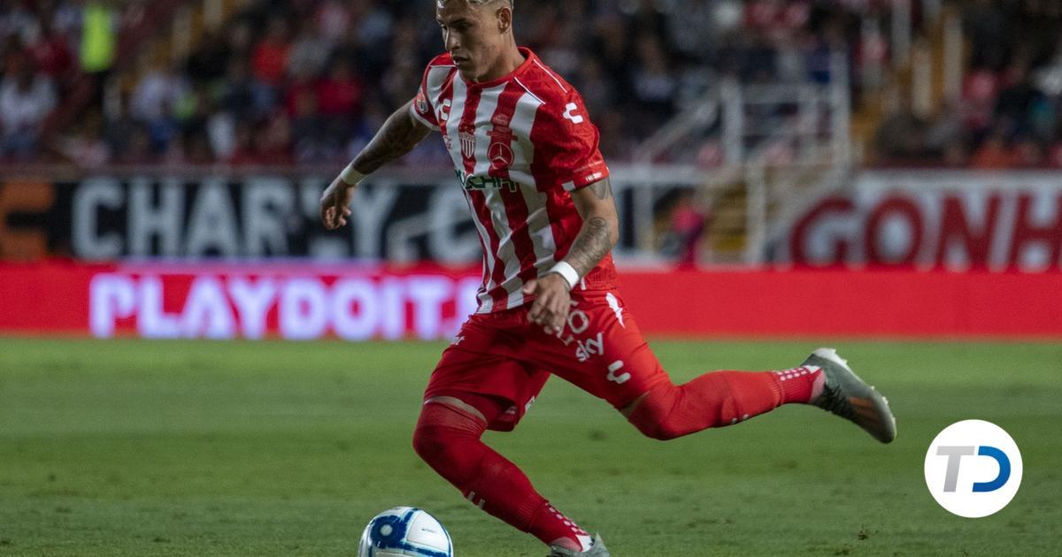 A Cristian Calderón le gustaría jugar en Tigres o Rayados - Telediario Monterrey