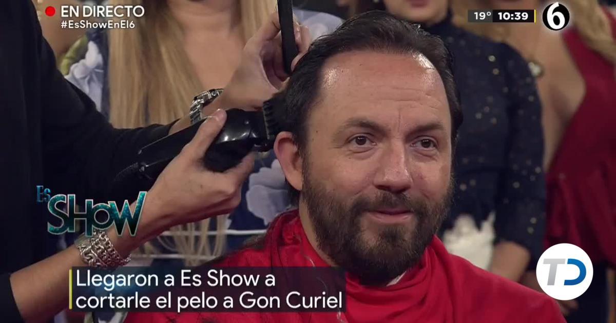 Le cortan el cabello a Gon Curiel en Es Show - Telediario Monterrey