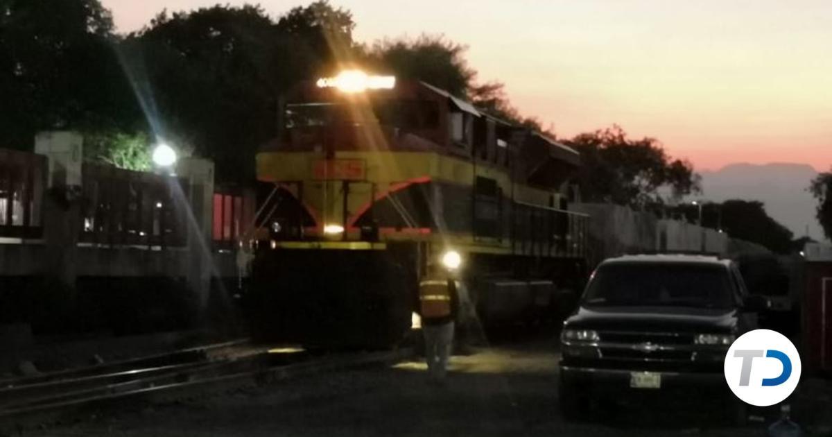 Encuentran a un joven muerto entre vagones del tren en Monterrey - Telediario Monterrey